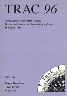 TRAC Proceedings 1996: Order direct from Oxbow