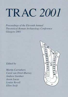 TRAC Proceedings 2001 cover