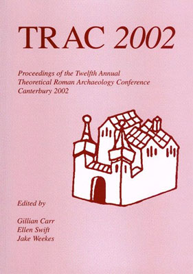 TRAC Proceedings 2002 cover