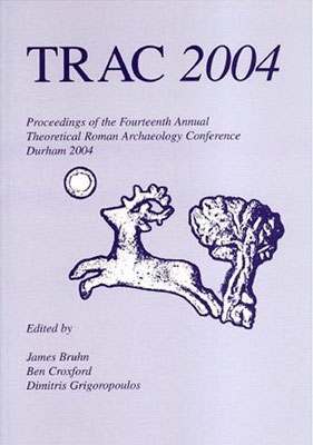 TRAC Proceedings 2004 cover