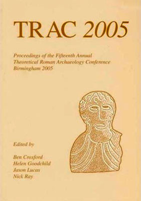 TRAC Proceedings 2005 cover