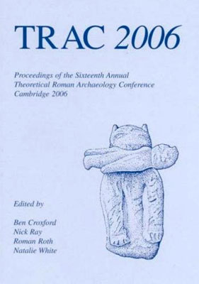 TRAC Proceedings 2006 cover