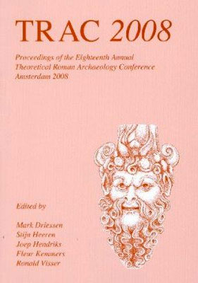 TRAC Proceedings 2008 cover